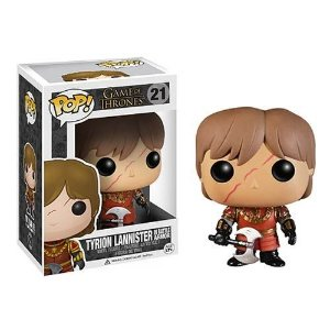 Game of Thrones Tyrion Lannister in Battle Armor Pop! - Funko