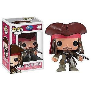Disney Jack Sparrow Pop! - Funko