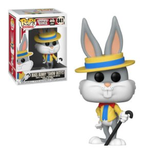 Looney Tunes Pernalonga Bugs Bunny Show Outfit Pop - Funko
