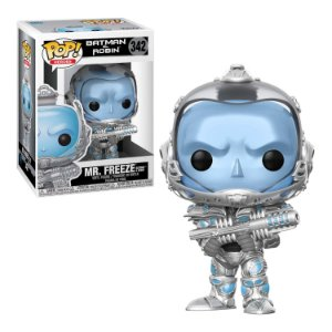 Batman & Robin Mr. Freeze Pop - Funko