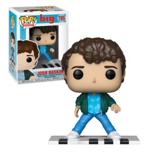 Quero Ser Grande Big Josh Baskin with Piano Outfit Pop - Funko