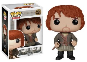 Outlander Jamie Fraser Pop! - Funko