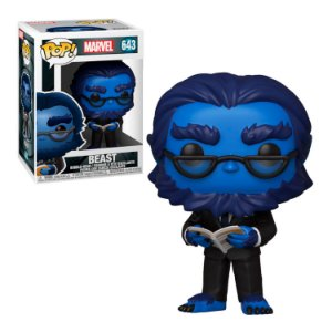 Marvel X-Men Fera Beast Pop - Funko