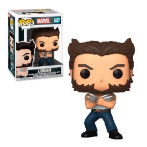 Marvel X-Men Logan Pop - Funko