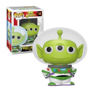 Disney Pixar Alien Remix Buzz Lightyear Pop - Funko