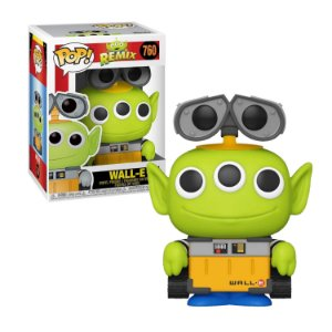 Disney Pixar Alien Remix Wall-E Pop - Funko