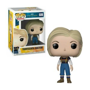Doctor Who Thirteenth Doctor Pop - Funko