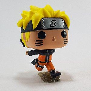 Loose Naruto Shippuden Naruto Uzumaki Pop - Funko