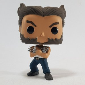 Loose Marvel X-Men Logan Pop - Funko