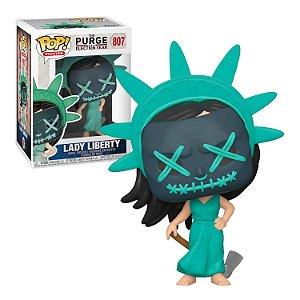 The Purge Lady Liberty Pop - Funko