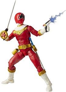 Power Rangers Lightning Zeo Red Ranger - Hasbro