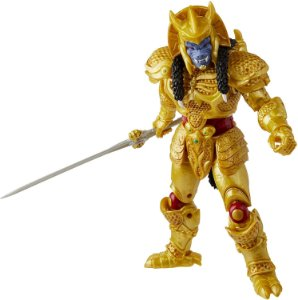 Power Rangers Lightning Goldar - Hasbro