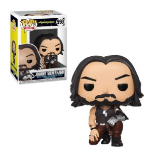 Cyberpunk 2077 Johnny Silverhand Pop - Funko