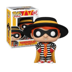 McDonalds Hamburglar Pop - Funko