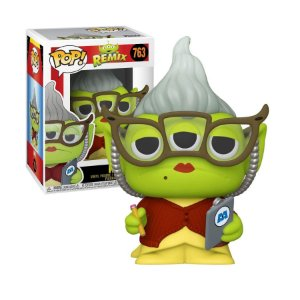 Disney Pixar Alien Remix Roz Pop - Funko