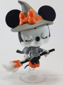 Loose Disney Halloween Minnie Mouse Pop - Funko