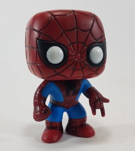 Loose Marvel Universe Spider-Man Pop - Funko
