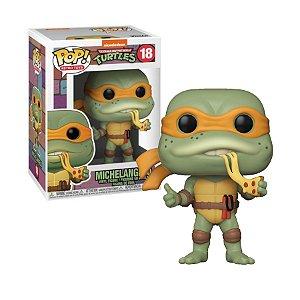 Tartarugas Ninja Teenage Mutant Ninja Turtles Michelangelo Pop - Funko