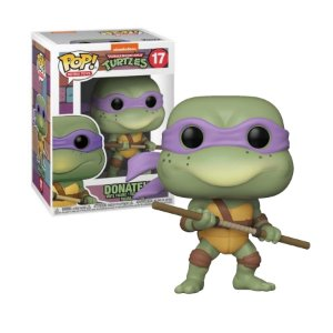 Tartarugas Ninja Teenage Mutant Ninja Turtles Donatello Pop - Funko