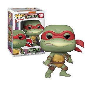 Tartarugas Ninja Teenage Mutant Ninja Turtles Raphael Pop - Funko