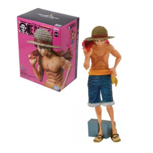 One Piece Magazine Monkey D Luffy - Bandai Banpresto