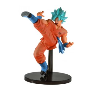 Dragon Ball Super Goku Super Sayajin Blue - Bandai Banpresto