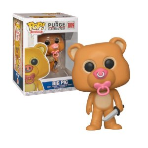 The Purge Big Pig Pop - Funko