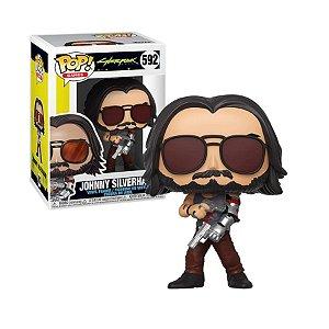 Cyberpunk 2077 Johnny Silverhand 2 Pop - Funko