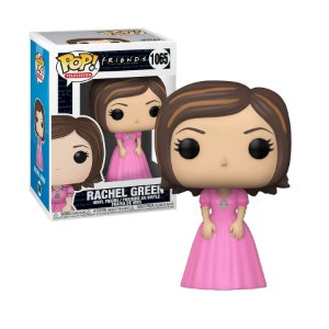 Friends Rachel Green in Pink Dress Pop - Funko