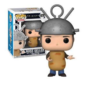 Friends Ross Geller as Sputnik Pop - Funko