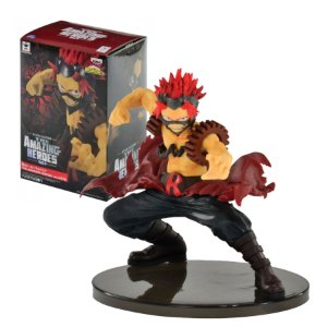 My Hero Academia The Amazing Heroes Eijiro Kirishima Red Riot - Bandai Banpresto