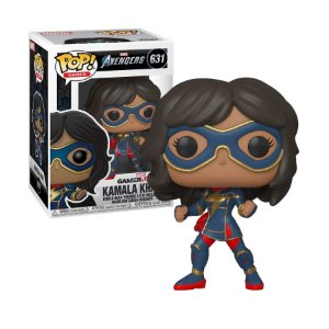 Marvel Avengers Gameverse Kamala Khan Pop - Funko