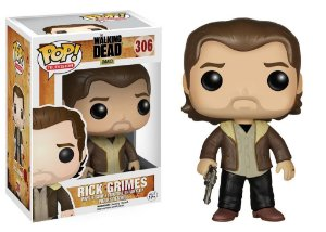 The Walking Dead Rick Grimes Pop - Funko