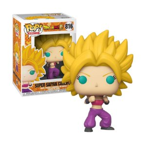 Drangon Ball Super Super Saiyan Caulifla Pop - Funko