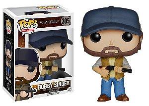 Supernatural  Bobby Singer Pop - Funko