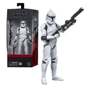 Star Wars Black Series Phase 1 Clone Trooper - Hasbro