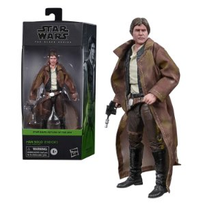 Star Wars Black Series Han Solo Endor - Hasbro