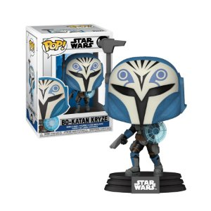 Star Wars Bo-Katan Kryze Pop - Funko
