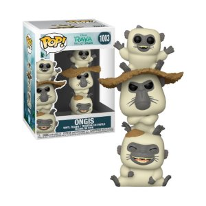 Disney Raya and The Last Dragon Ongis Pop - Funko