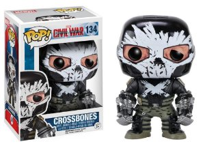 **PROMO** Captain America: Civil War Crossbones Pop - Funko