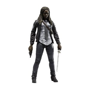 The Walking Dead TV Series 9 Constable Michonne -McFarlane Toys