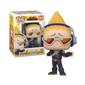 My Hero Acedemia Present Mic Pop - Funko
