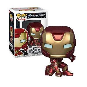 Marvel Avengers Gameverse Iron Man Pop - Funko