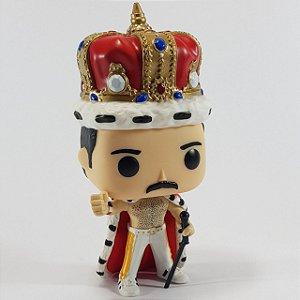 Loose Queen Freddie Mercury King Pop - Funko