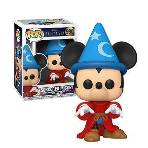 Diseny Fantasia Sorecer Mickey Pop - Funko