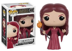 Game of Thrones Melisandre Pop - Funko