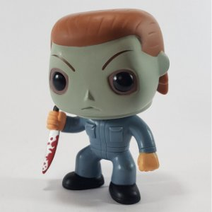 Loose Halloween Michael Myers Pop - Funko