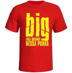 Camiseta Big Fika Grande