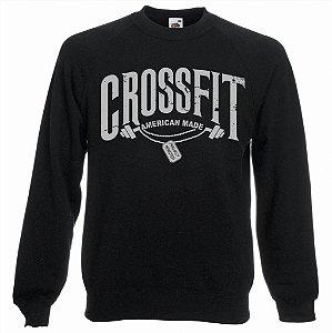 Blusa de Moletom Crossfit