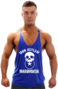Regata Super Cavada Iron Asylum Marombada